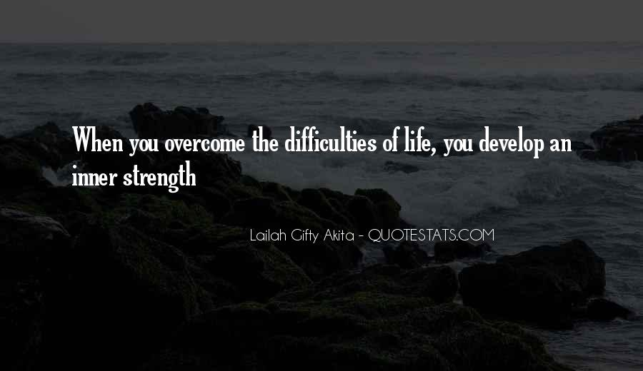 Quotes About Challenges And Determination #1647753