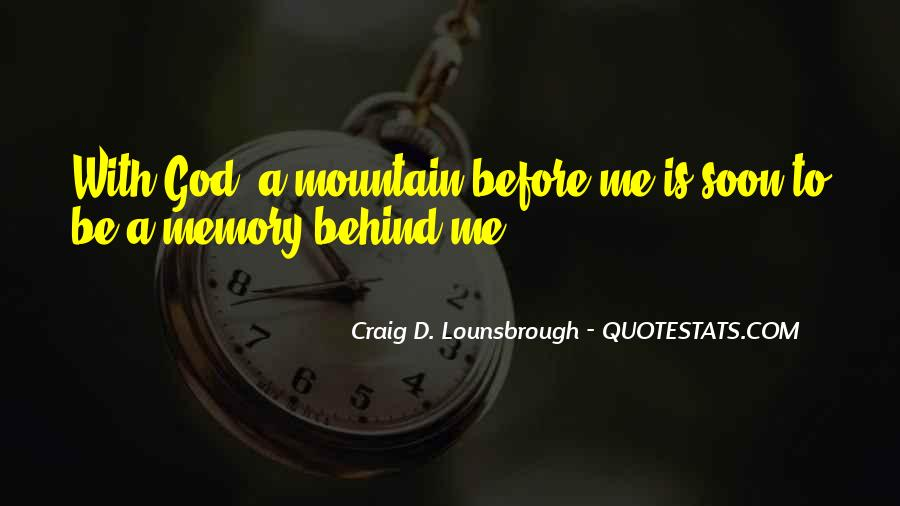 Quotes About Challenges And Determination #982344