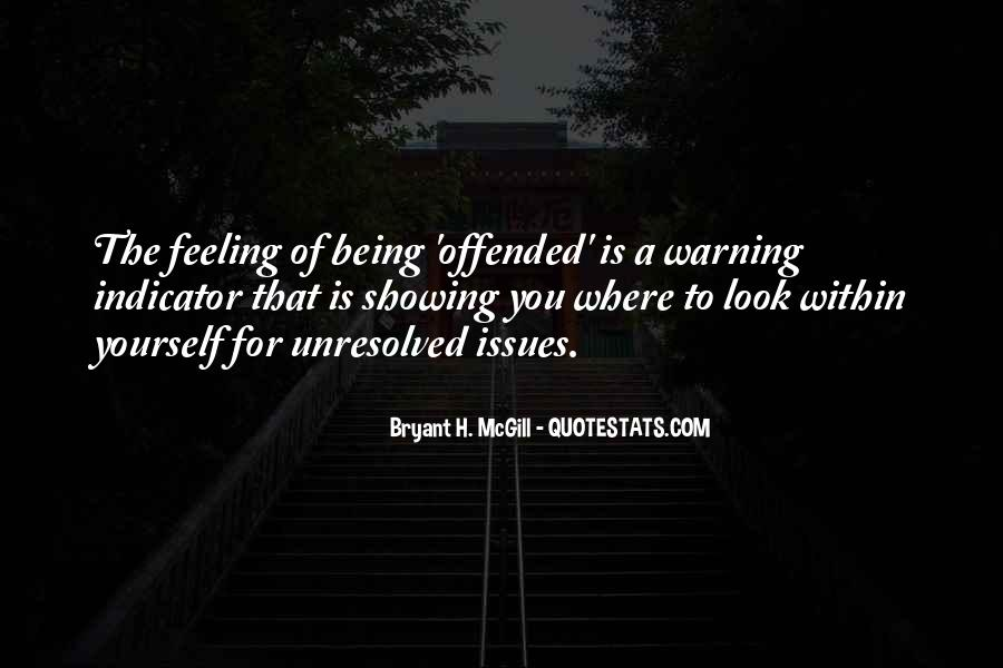 Quotes About Unresolved Feelings #249244