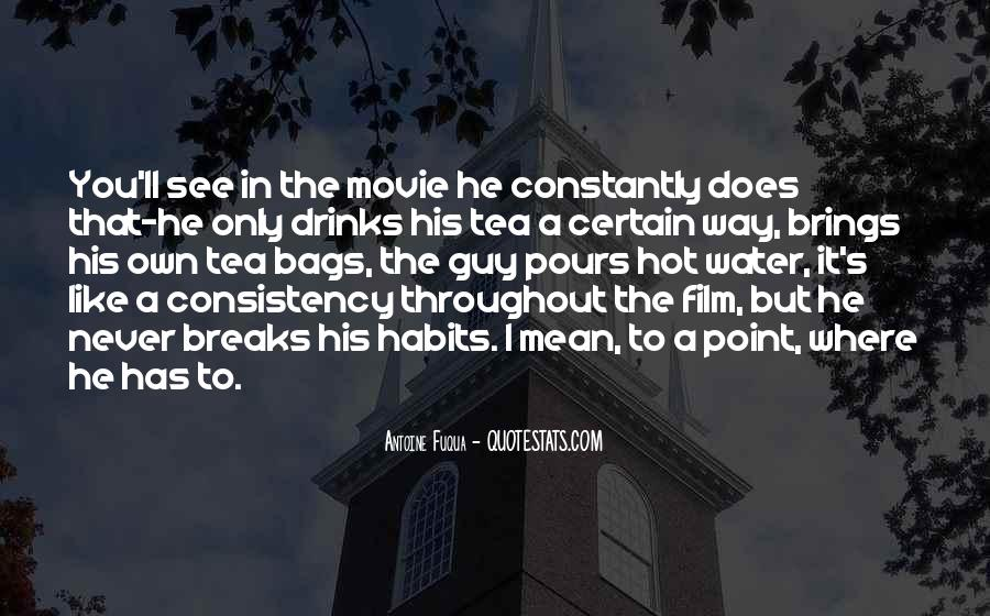 Quotes About Hot Drinks #676234