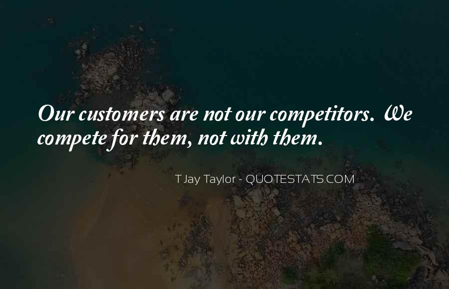 Quotes About Satisfaction Of Customers #222559