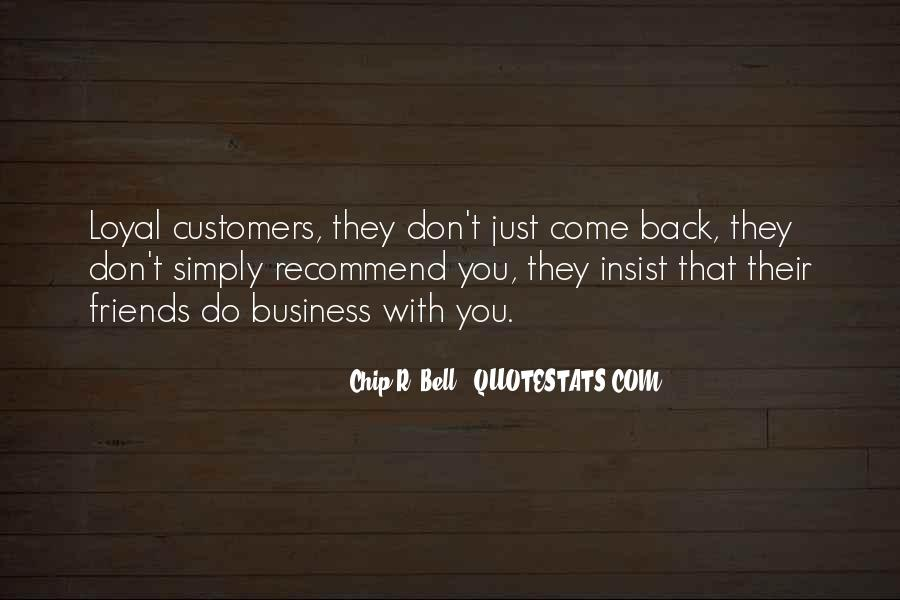 Quotes About Satisfaction Of Customers #605967
