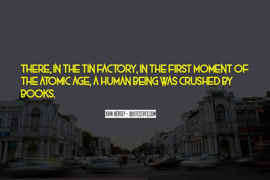 Quotes About Atomic Bombing #772011