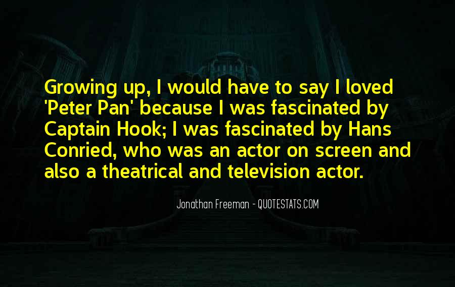 Quotes About Captain Hook #1606201