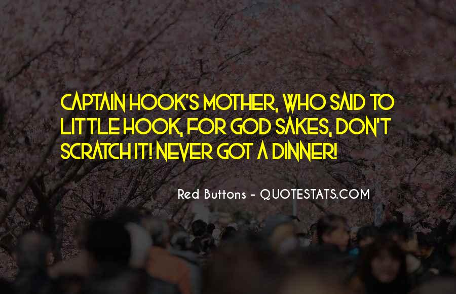 Quotes About Captain Hook #1860191