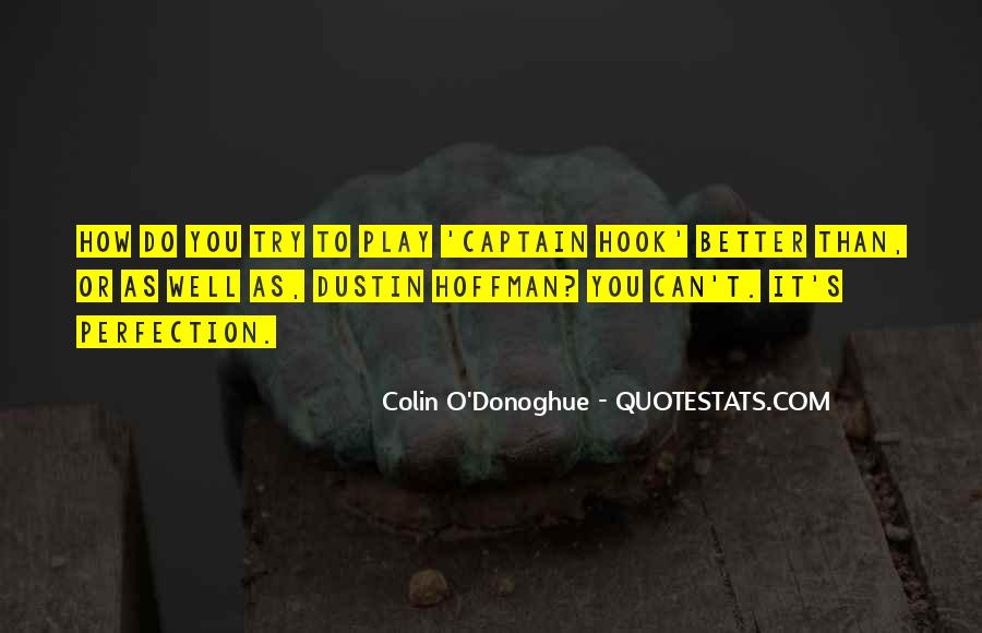 Quotes About Captain Hook #806381