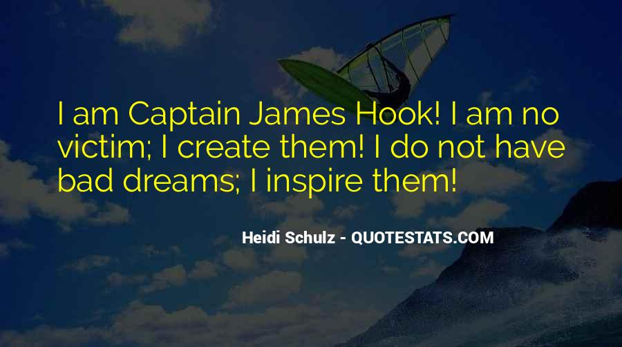 Quotes About Captain Hook #908487