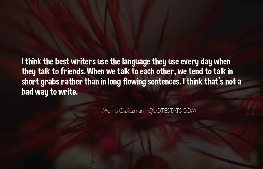 Quotes About Language Day #1066171