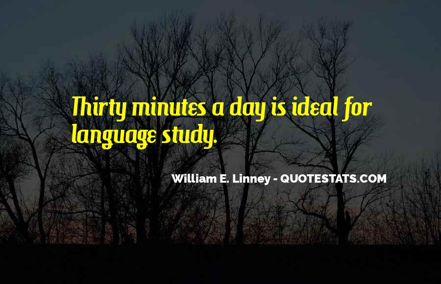 Quotes About Language Day #1165648