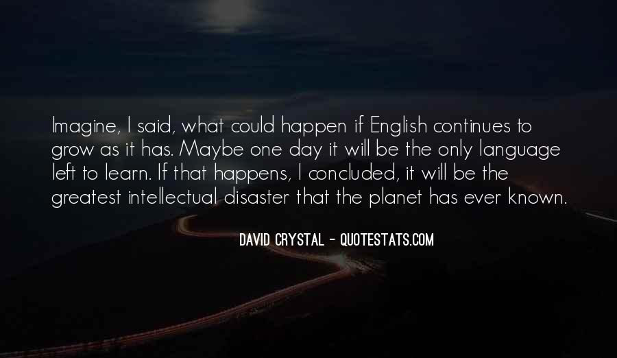 Quotes About Language Day #1221105
