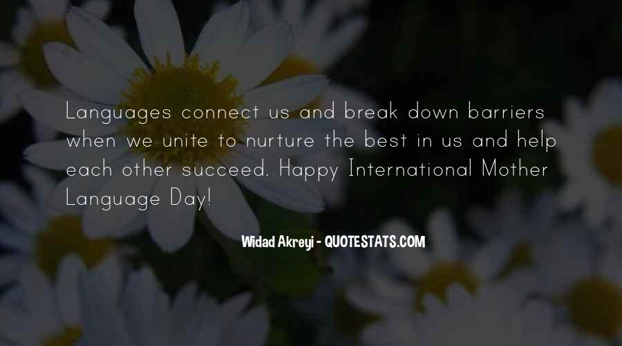 Quotes About Language Day #1472157