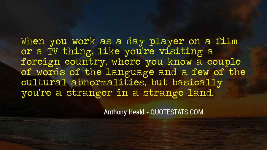Quotes About Language Day #1501420
