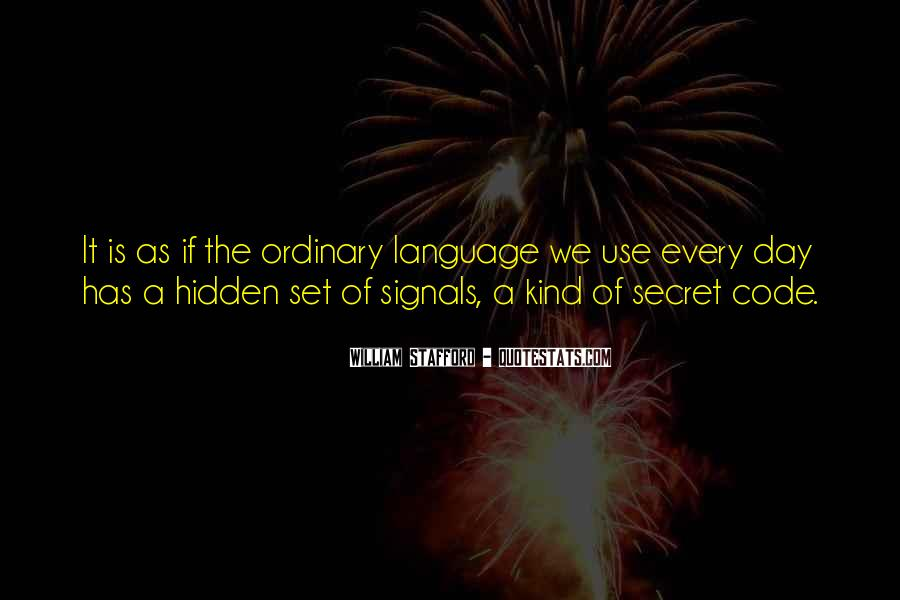 Quotes About Language Day #1525508