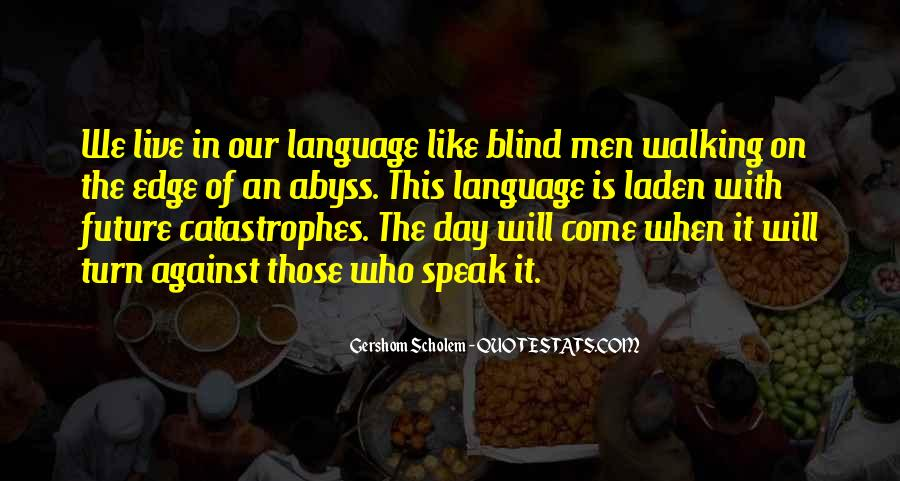 Quotes About Language Day #1531700