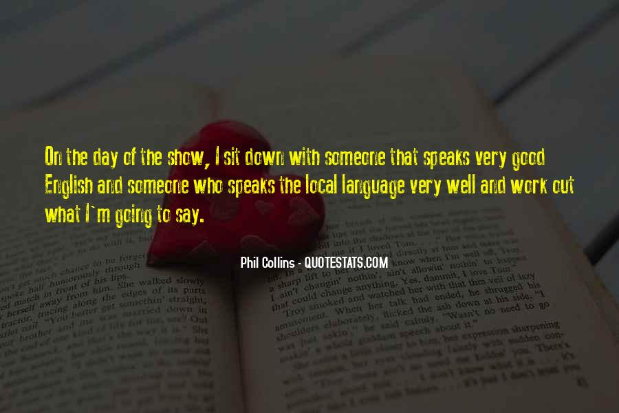 Quotes About Language Day #15940