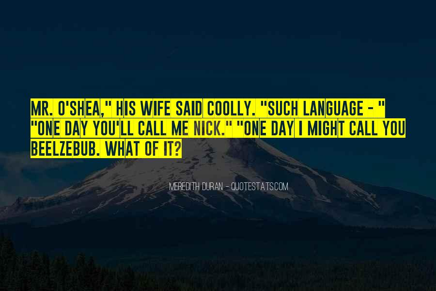 Quotes About Language Day #1796752