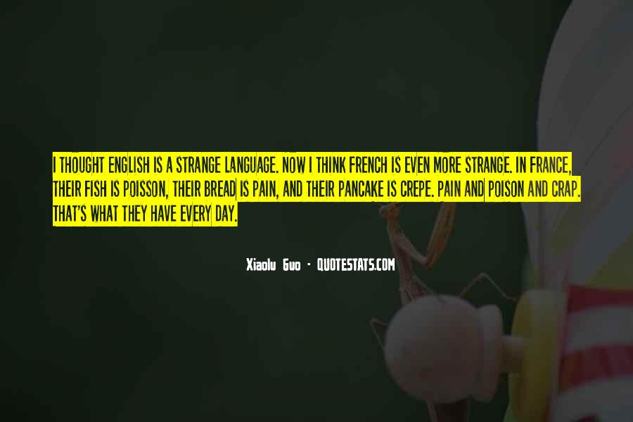 Quotes About Language Day #526104