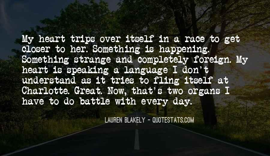 Quotes About Language Day #724865