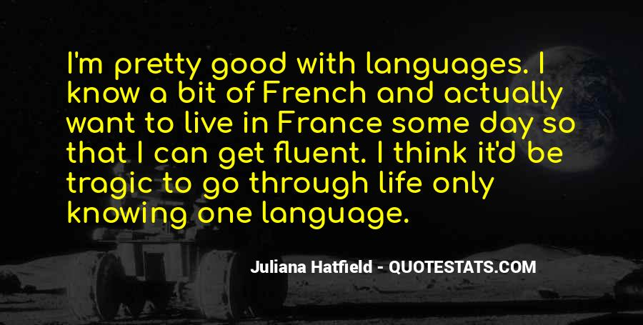 Quotes About Language Day #743522
