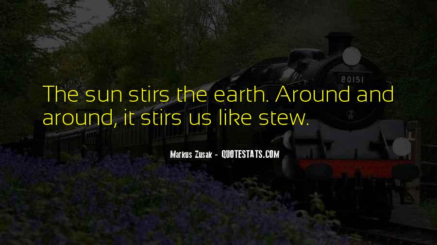 Quotes About The Sun The Stranger #1466437