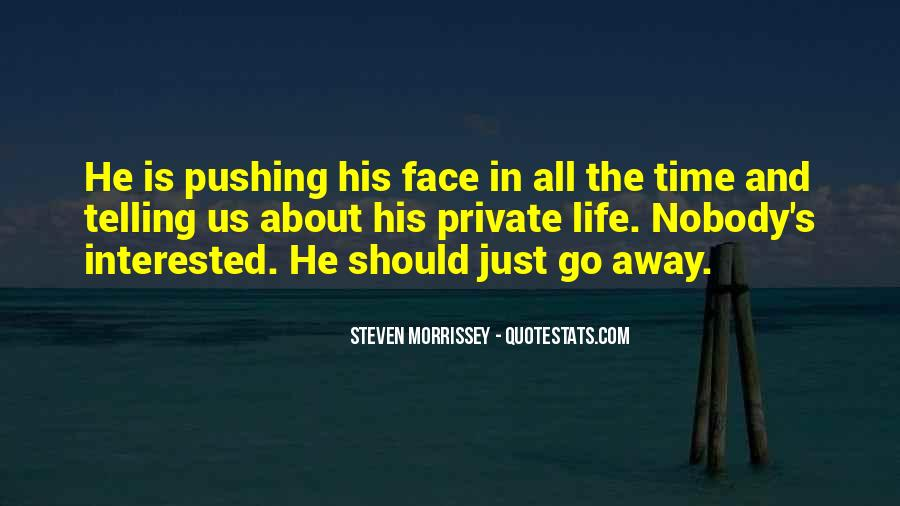 Quotes About Pushing Others Away #510984