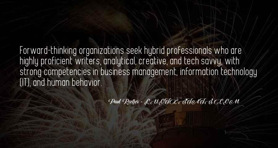 Quotes About Competencies #118256