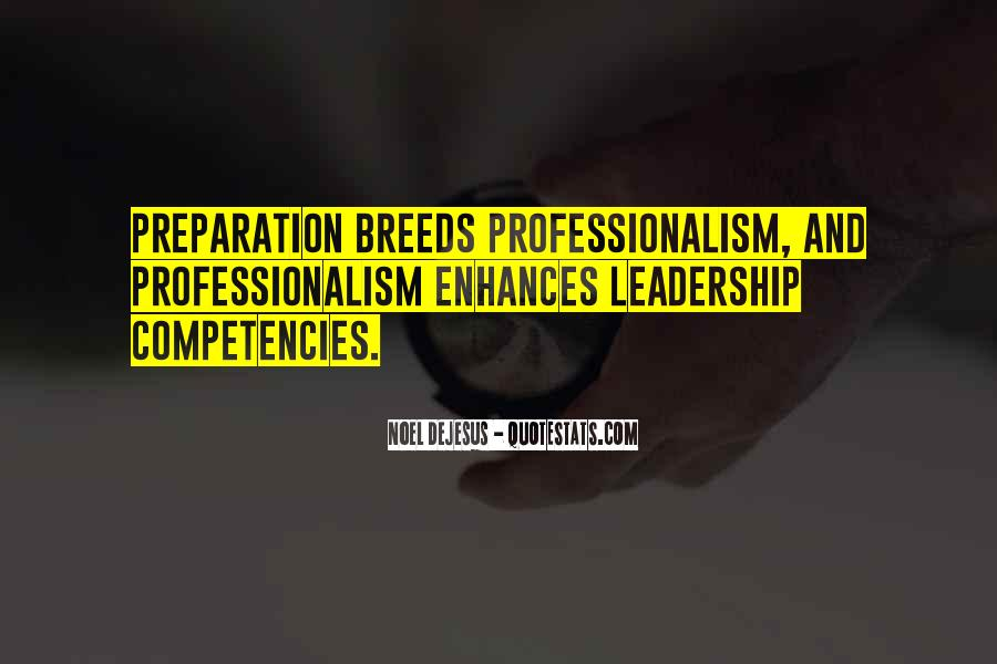 Quotes About Competencies #1630169