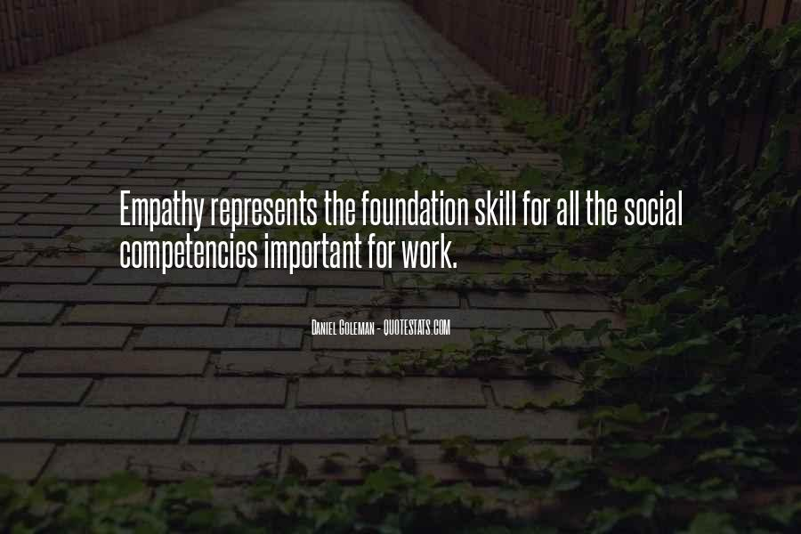 Quotes About Competencies #227024