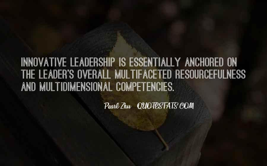 Quotes About Competencies #317056