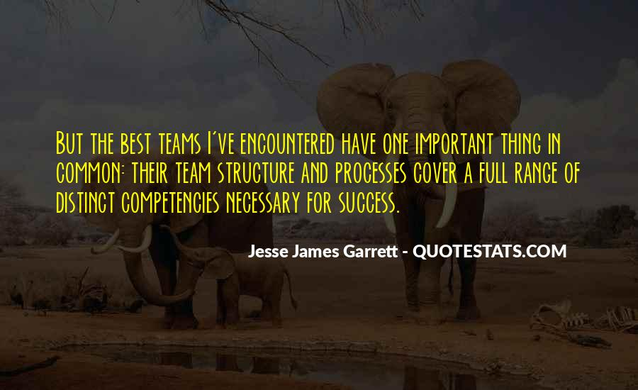 Quotes About Competencies #359243