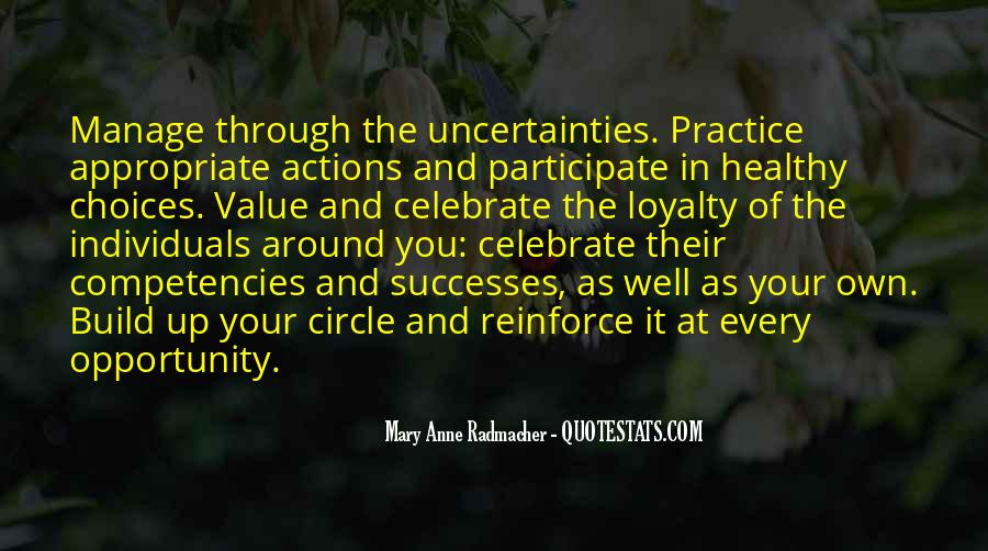 Quotes About Competencies #400521