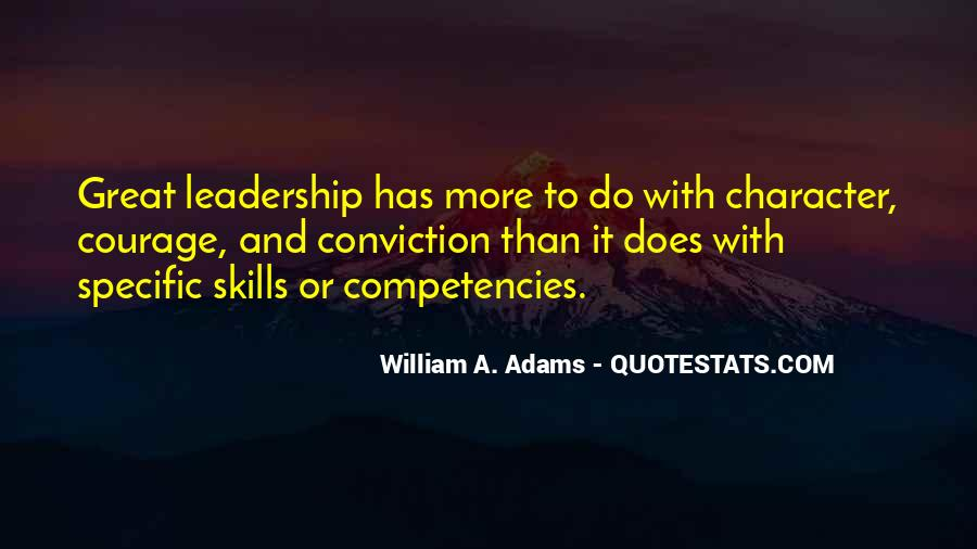 Quotes About Competencies #411703