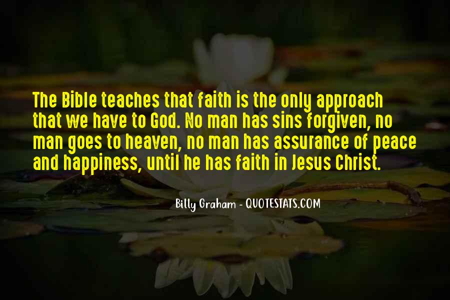 Quotes About Faith In The Bible #100026