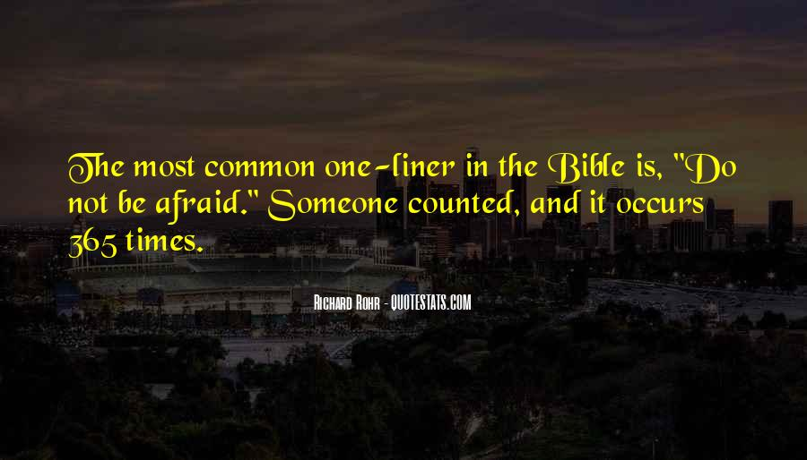 Quotes About Faith In The Bible #114242