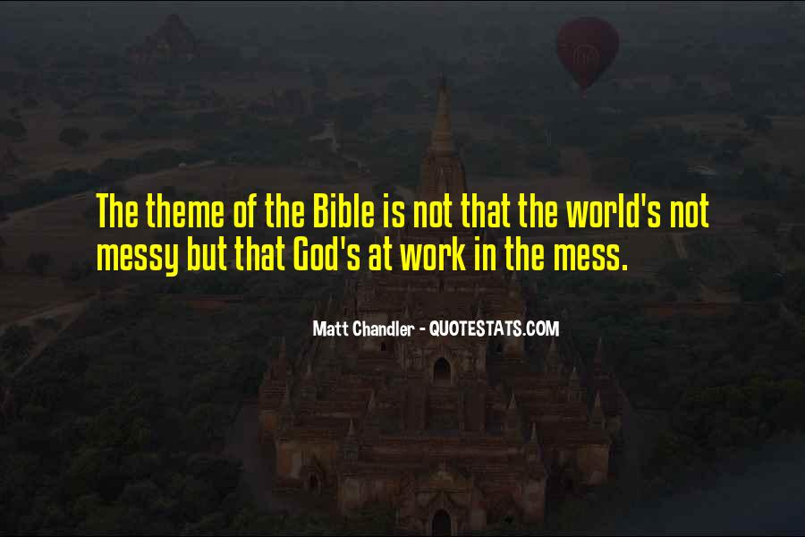 Quotes About Faith In The Bible #1153486