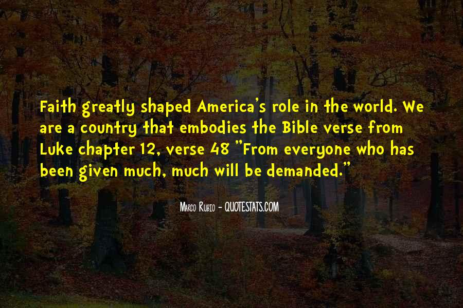 Quotes About Faith In The Bible #1168584