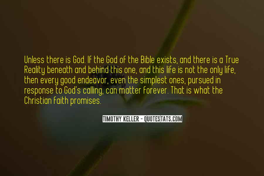 Quotes About Faith In The Bible #1460746