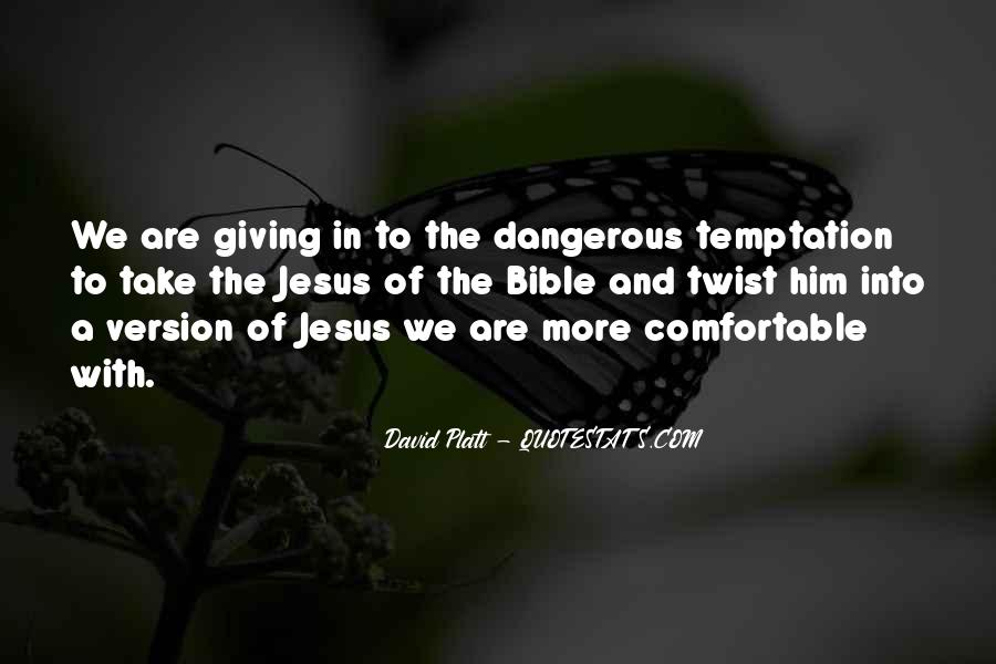 Quotes About Faith In The Bible #1486951
