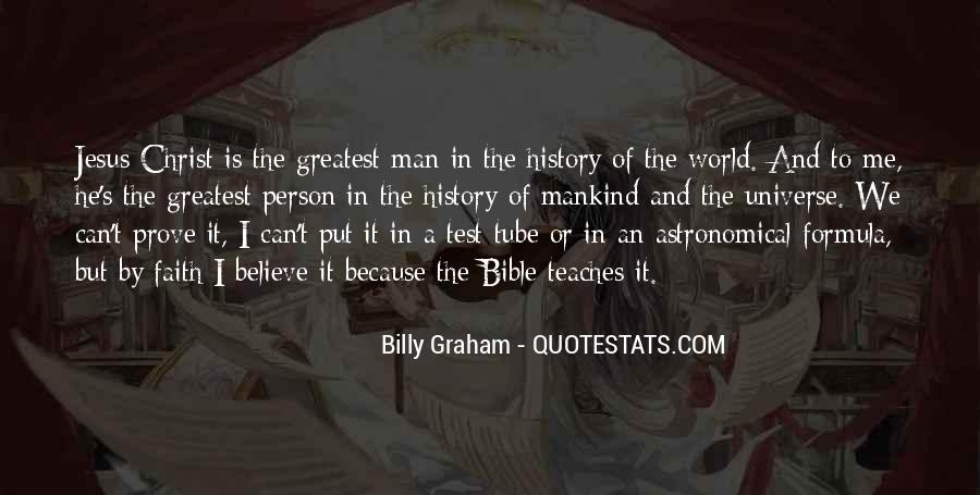 Quotes About Faith In The Bible #1596433