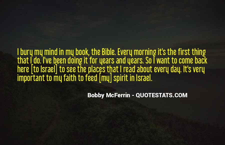 Quotes About Faith In The Bible #261752