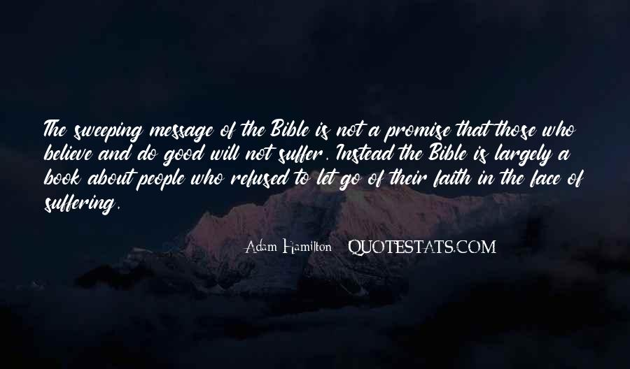 Quotes About Faith In The Bible #533471