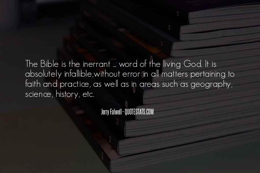 Quotes About Faith In The Bible #675099