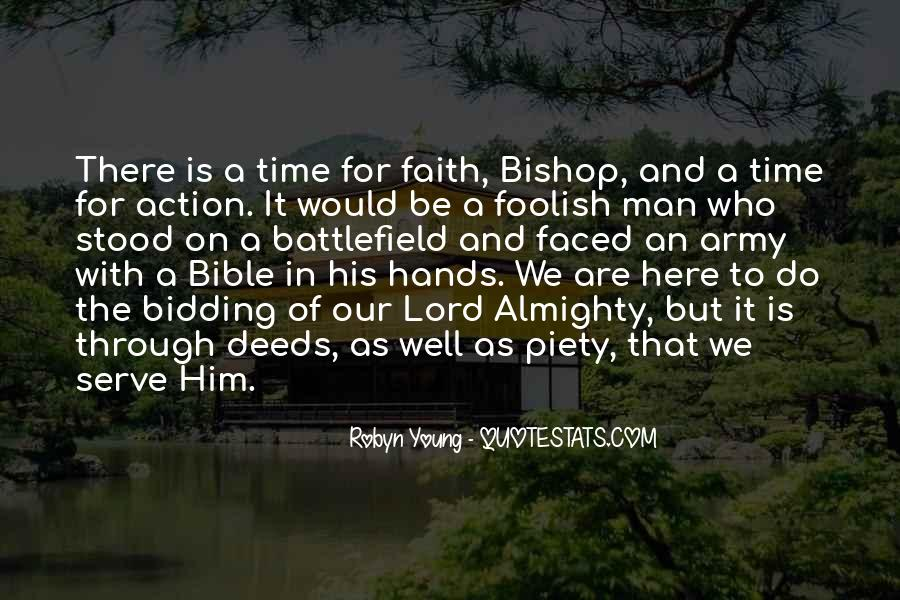 Quotes About Faith In The Bible #757443