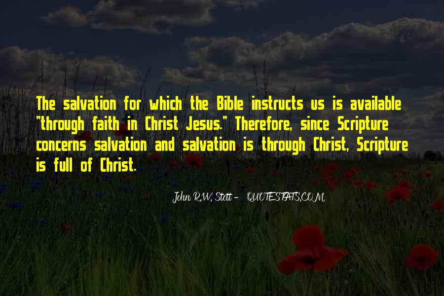 Quotes About Faith In The Bible #787158