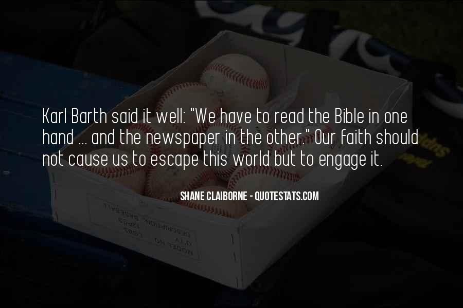 Quotes About Faith In The Bible #828375