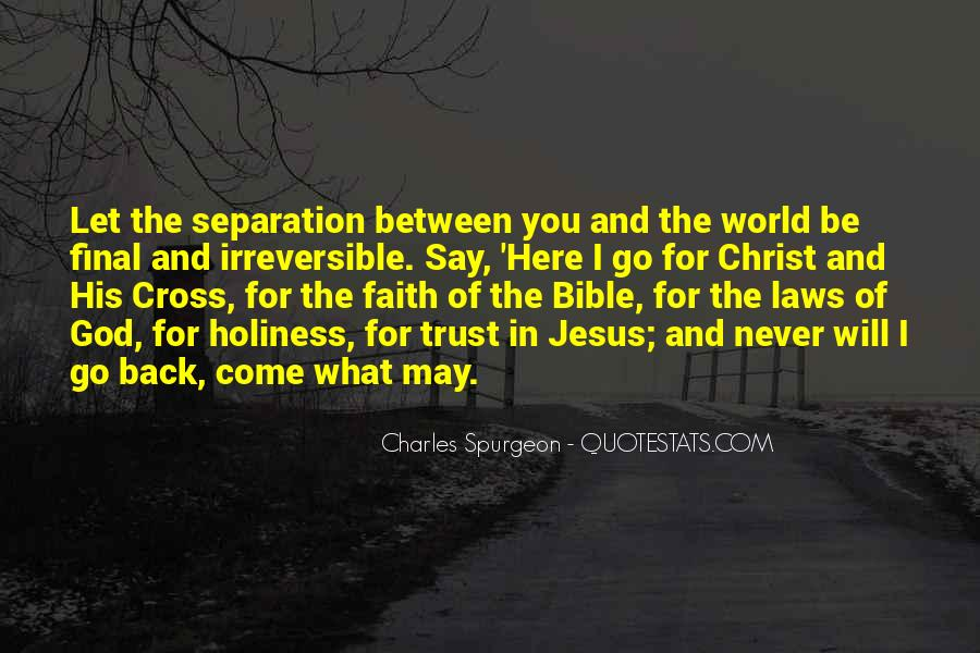 Quotes About Faith In The Bible #876632
