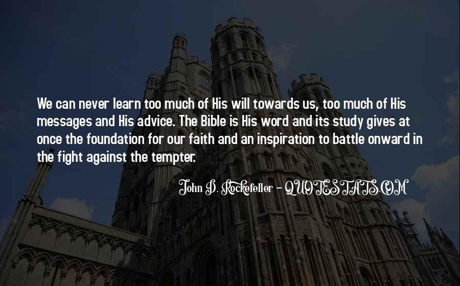 Quotes About Faith In The Bible #937173