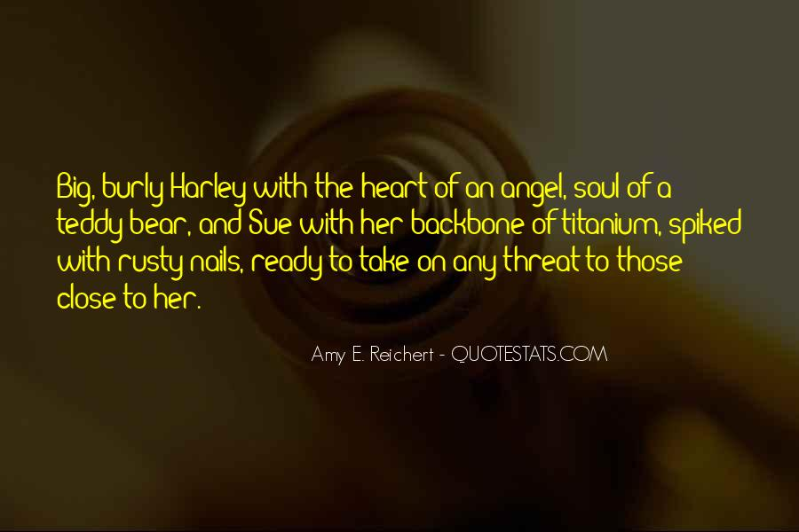 Quotes About A Teddy Bear #1505723