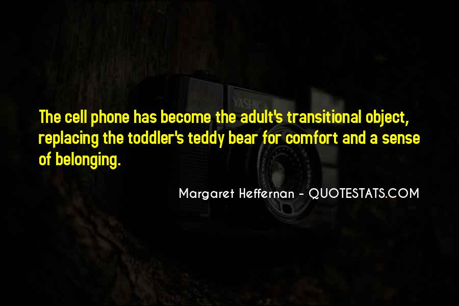 Quotes About A Teddy Bear #180577