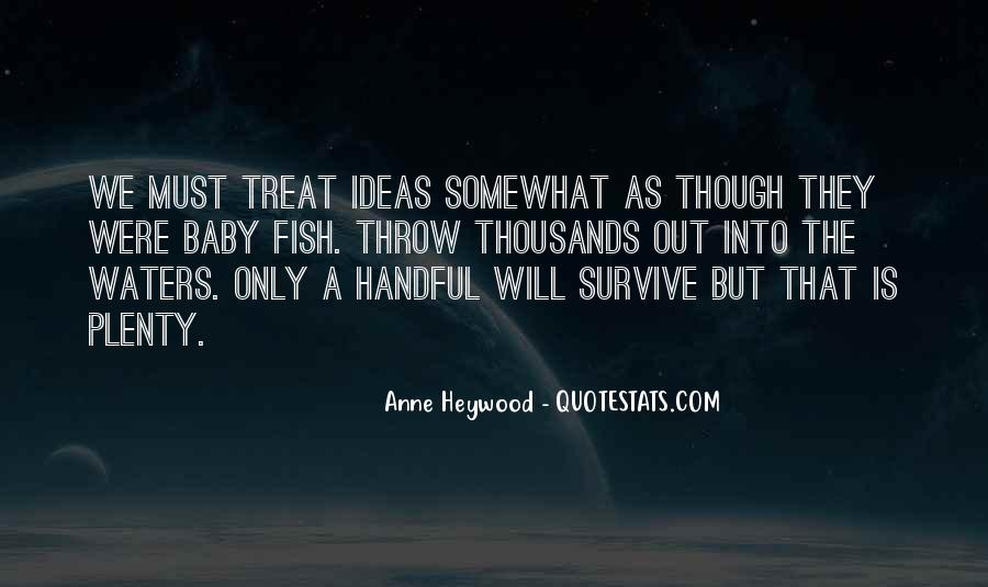 Quotes About Handful #168029